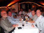 IMG 0778 Reino,Kees,Ari,Holger,Mario,Albert,Jo,Mika-in-LeBrulot-restaurant-Antibes