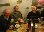 IMG 4121 Brian,Dave,Malcolm in Le Chrono-restaurant